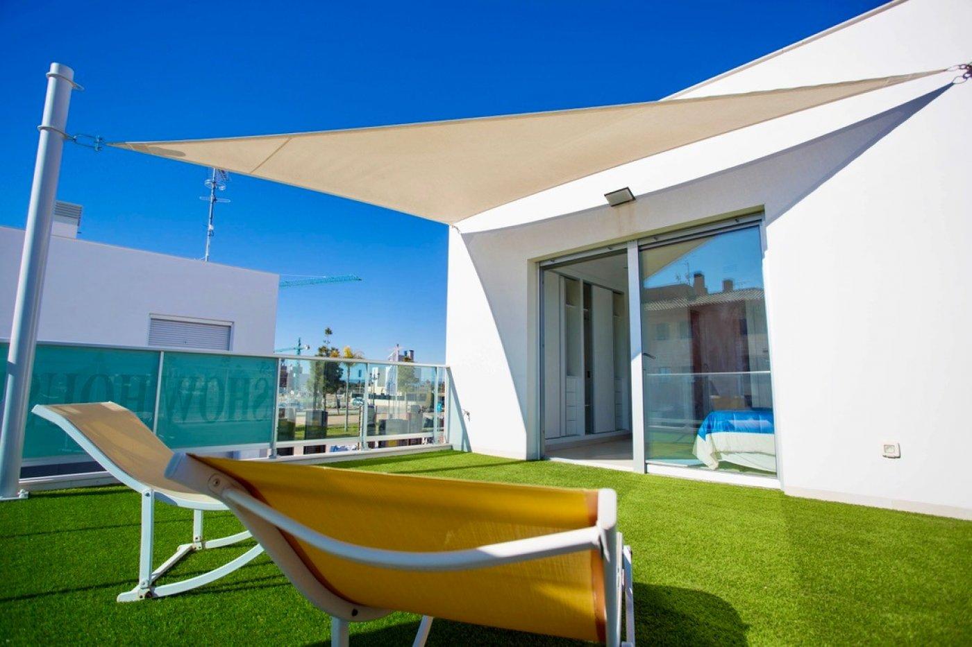 Galleribillede 15 of Super lækker nyopført villa ved strand og golf med egen pool og 25 m2 sol terrasse