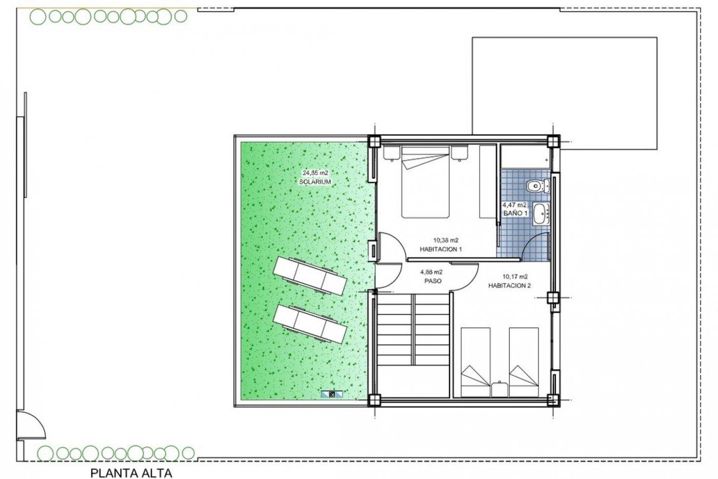 Galleribillede 3 of Super lækker nyopført villa ved strand og golf med egen pool og 25 m2 sol terrasse