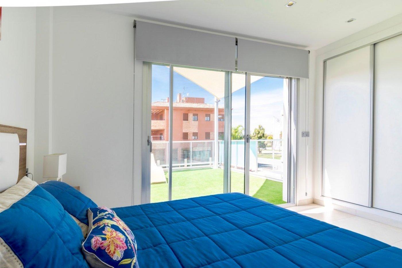 Galleribillede 7 of Super lækker nyopført villa ved strand og golf med egen pool og 25 m2 sol terrasse