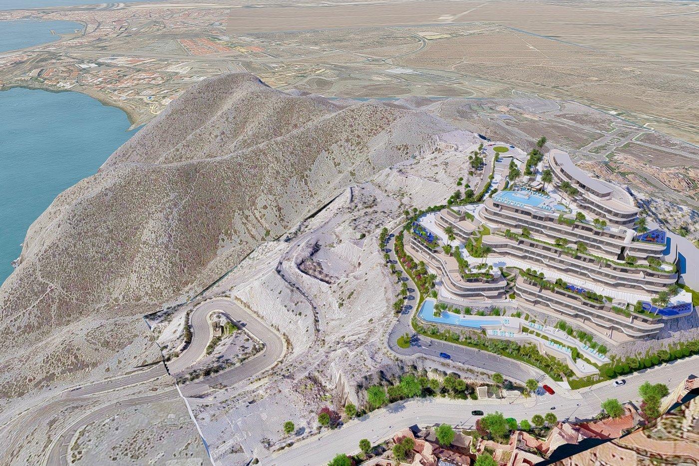 Galleribillede 17 of Uovertruffen panorama udsigt - 3 værelses luksus lejlighed med 2 badeværelser