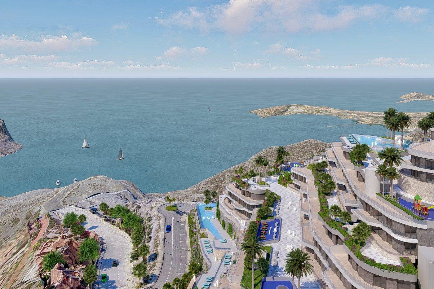 Galleribillede 6 of Uovertruffen panorama udsigt - 3 værelses luksus lejlighed med 2 badeværelser