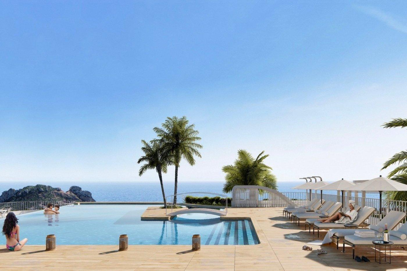 Galleribillede 12 of Vildt lækker 2 værelses luksus penthouse lejlighed med fantastisk udsigt og 59 m2 solterrasse