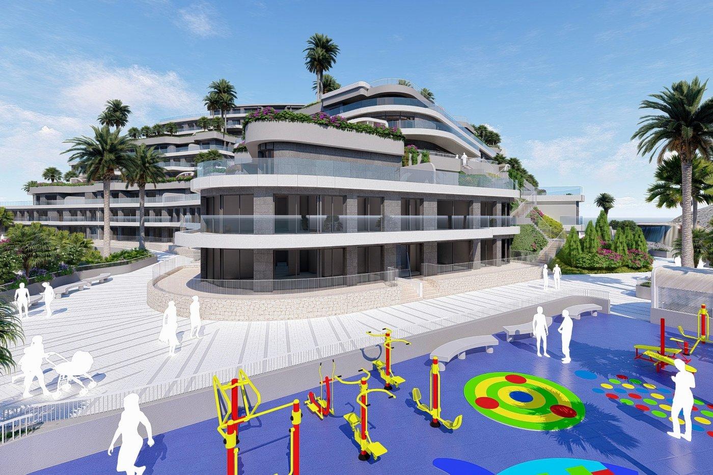 Galleribillede 19 of Vildt lækker 2 værelses luksus penthouse lejlighed med fantastisk udsigt og 59 m2 solterrasse