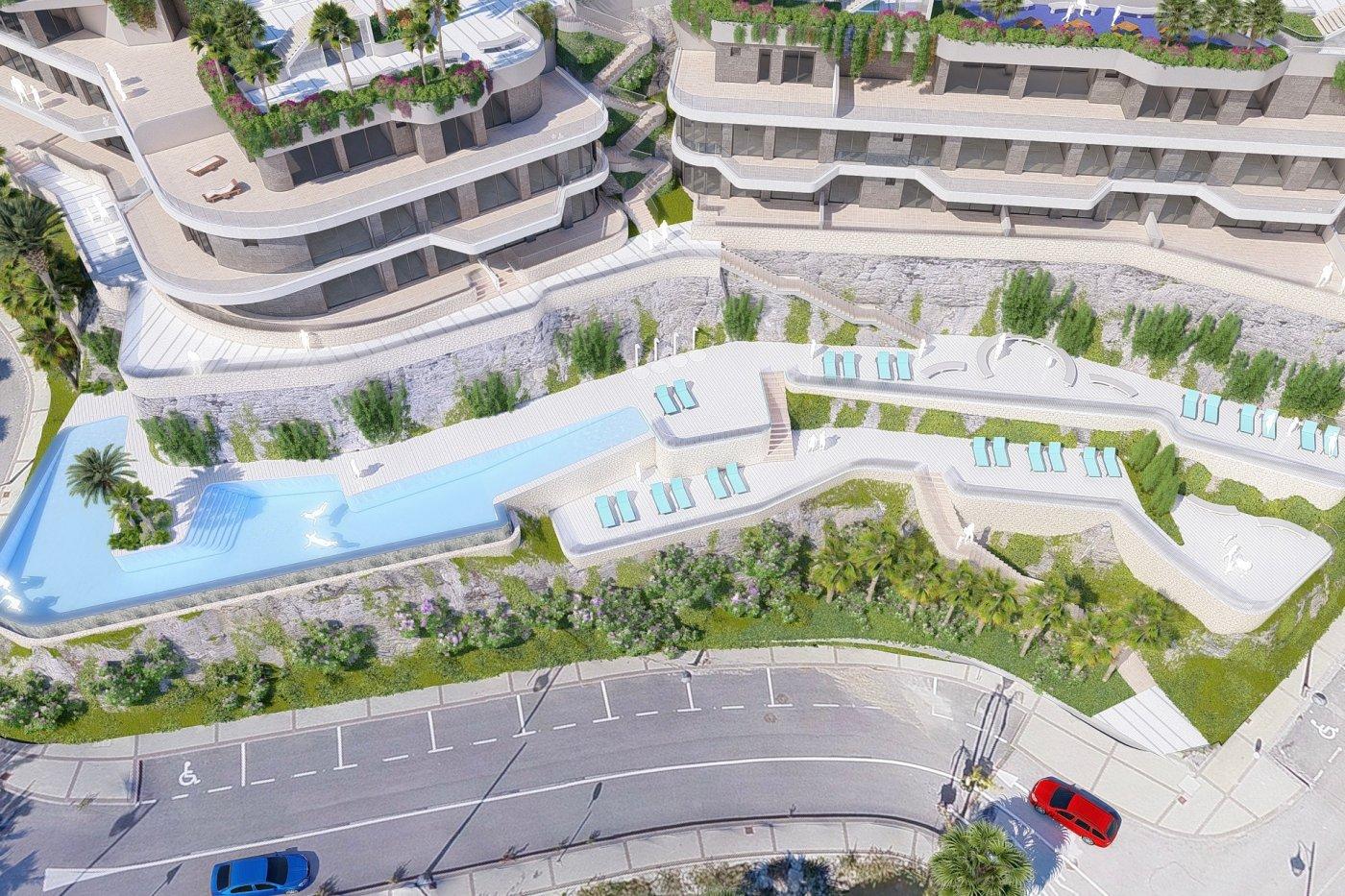 Galleribillede 11 of Lækker 3 vær luksus lejlighed med 2 badevær og panorama udsigt - sydvest vendt 20 m2 terrasse