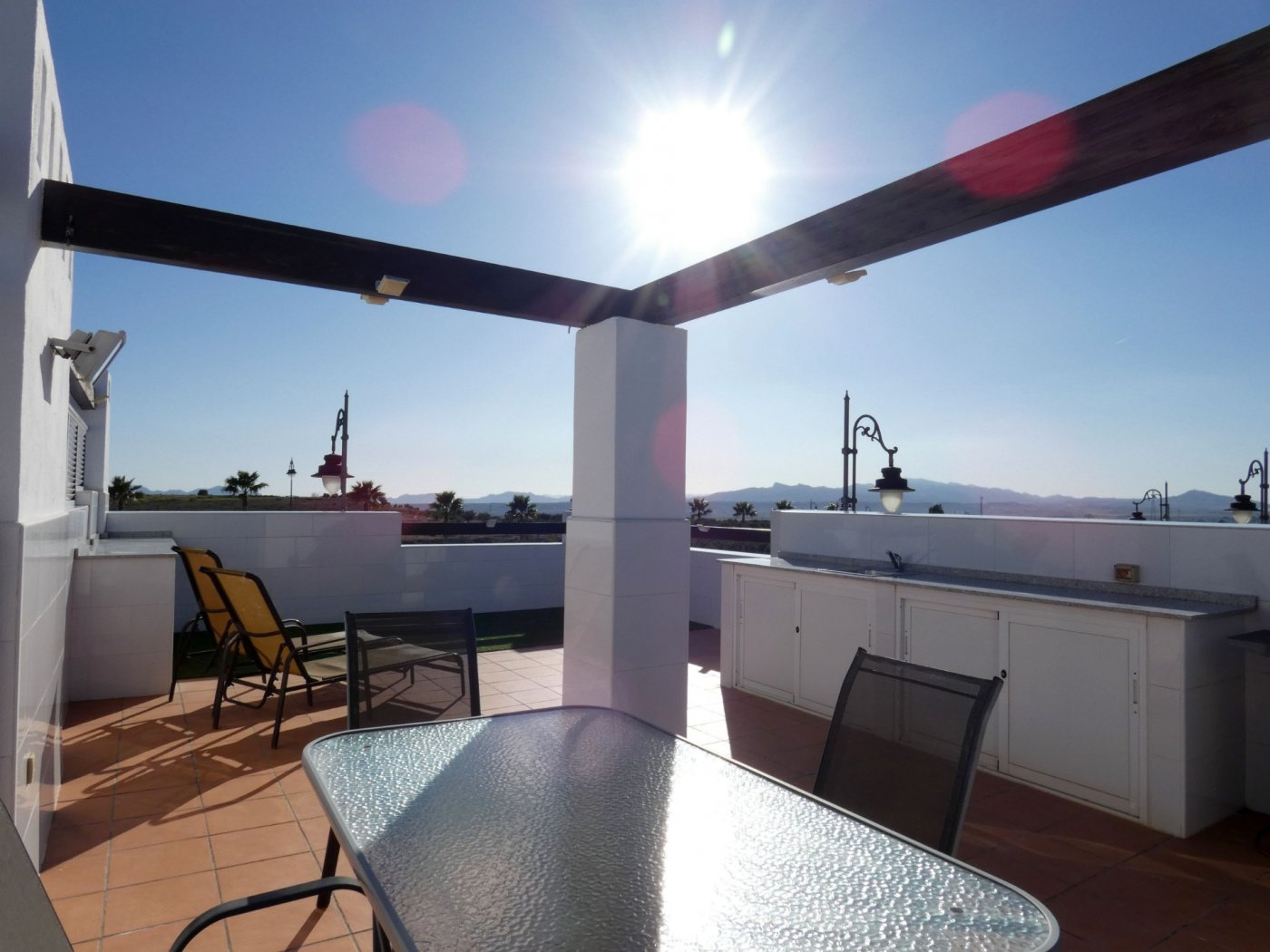 Gallery Image 16 of Sunny 2 Bed Apartment on a Cosy Corner Plot with Stunning Lemon Grove Views and Communal Pool