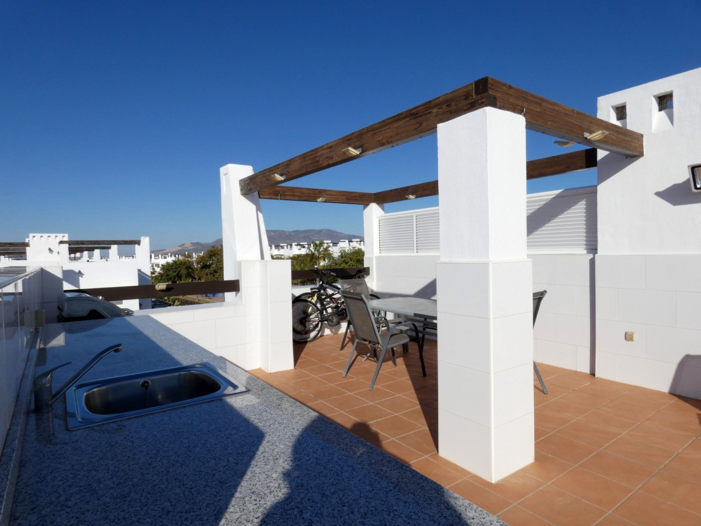 Gallery Image 17 of Sunny 2 Bed Apartment on a Cosy Corner Plot with Stunning Lemon Grove Views and Communal Pool