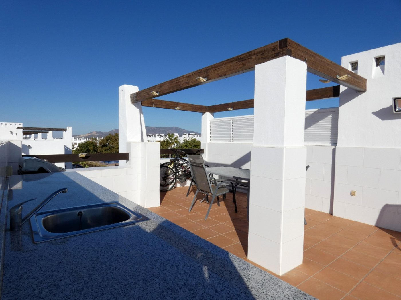 Gallery Image 25 of Sunny 2 Bed Apartment on a Cosy Corner Plot with Stunning Lemon Grove Views and Communal Pool