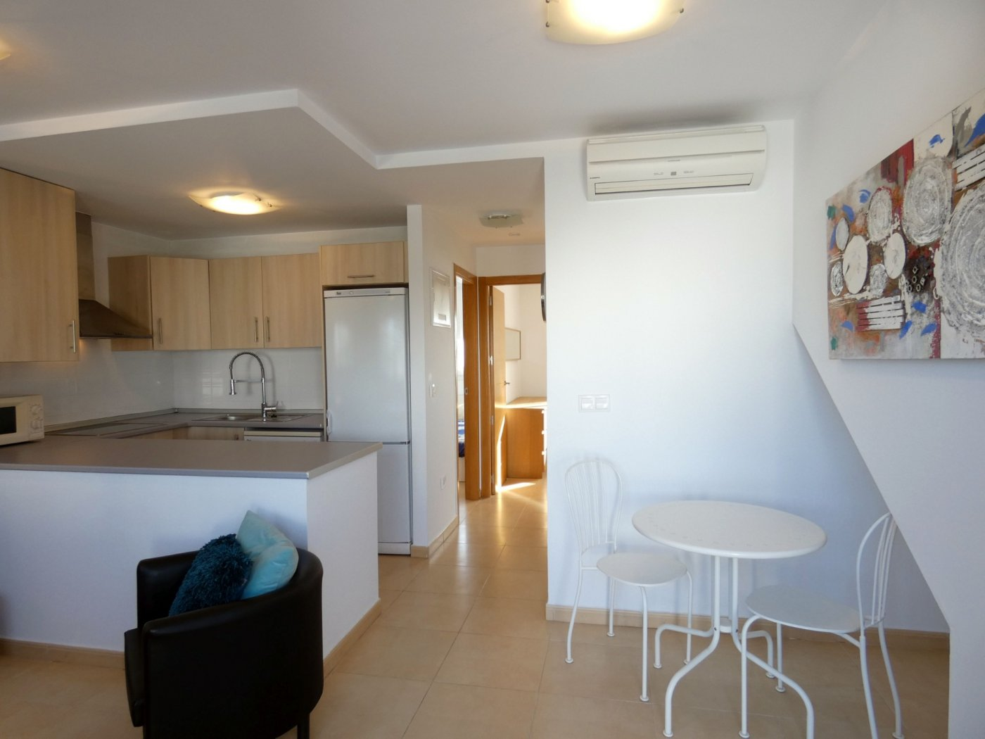 Gallery Image 4 of Sunny 2 Bed Apartment on a Cosy Corner Plot with Stunning Lemon Grove Views and Communal Pool
