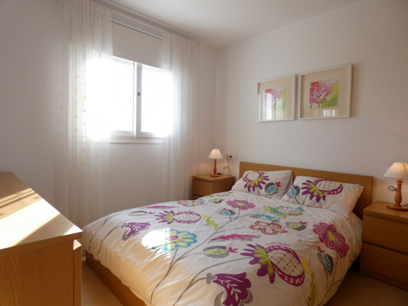 Gallery Image 7 of Sunny 2 Bed Apartment on a Cosy Corner Plot with Stunning Lemon Grove Views and Communal Pool