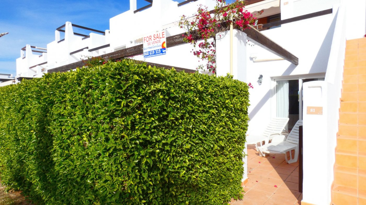 Image 2 Apartment ref 3200 for sale in Condado De Alhama Spain - Quality Homes Costa Cálida