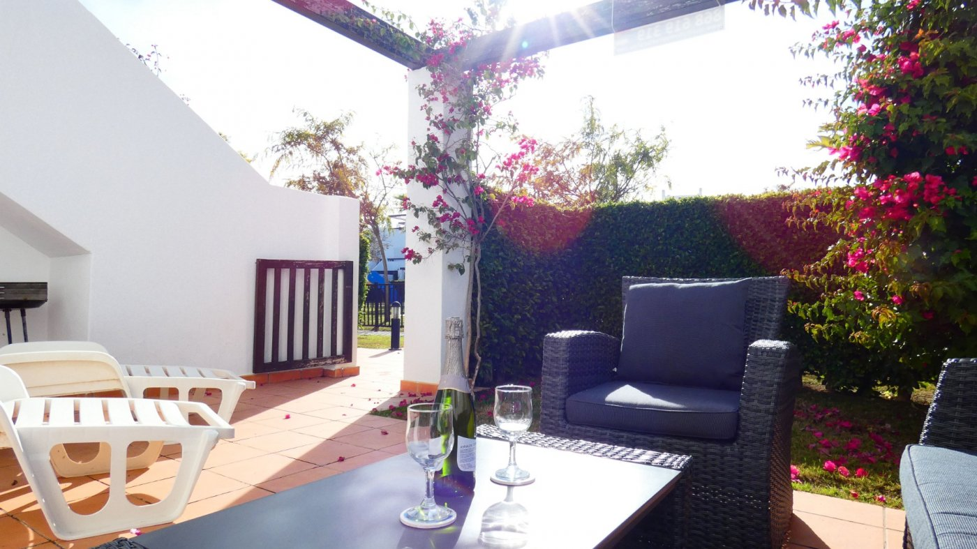 Imagen 3 Apartamento ref 3200 para sale en Condado De Alhama España - Quality Homes Costa Cálida