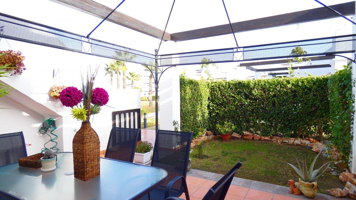 Apartamento ref 3265-03201 for sale in Condado De Alhama Spain - Quality Homes Costa Cálida