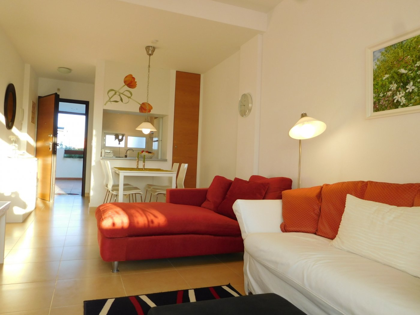 Image 1 Apartment ref 3207 for rent in Condado De Alhama Spain - Quality Homes Costa Cálida