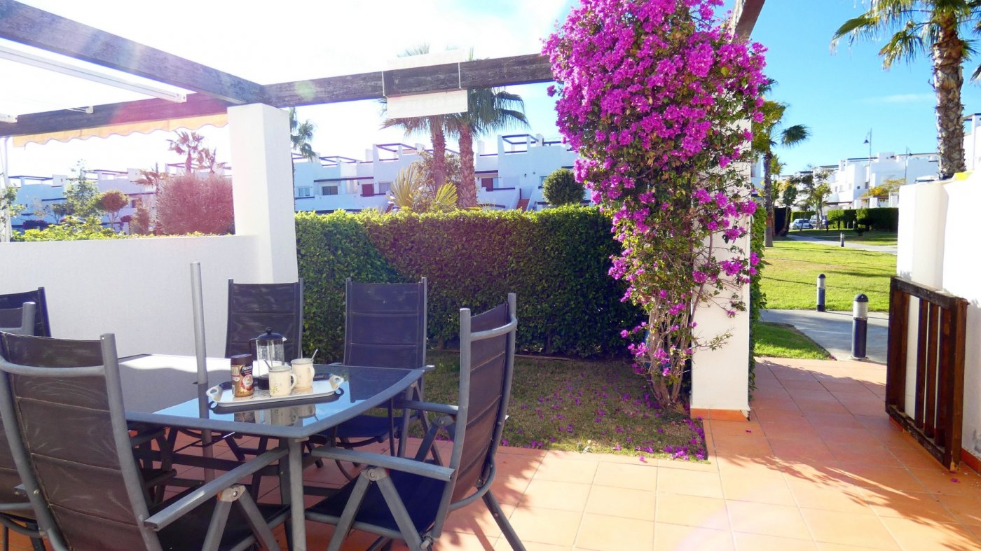 Apartment ref 3265-03208 for sale in Condado De Alhama Spain - Quality Homes Costa Cálida