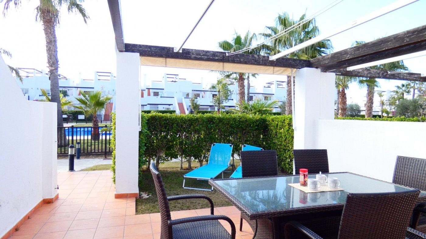 Apartamento ref 3209 para sale en Condado De Alhama España - Quality Homes Costa Cálida