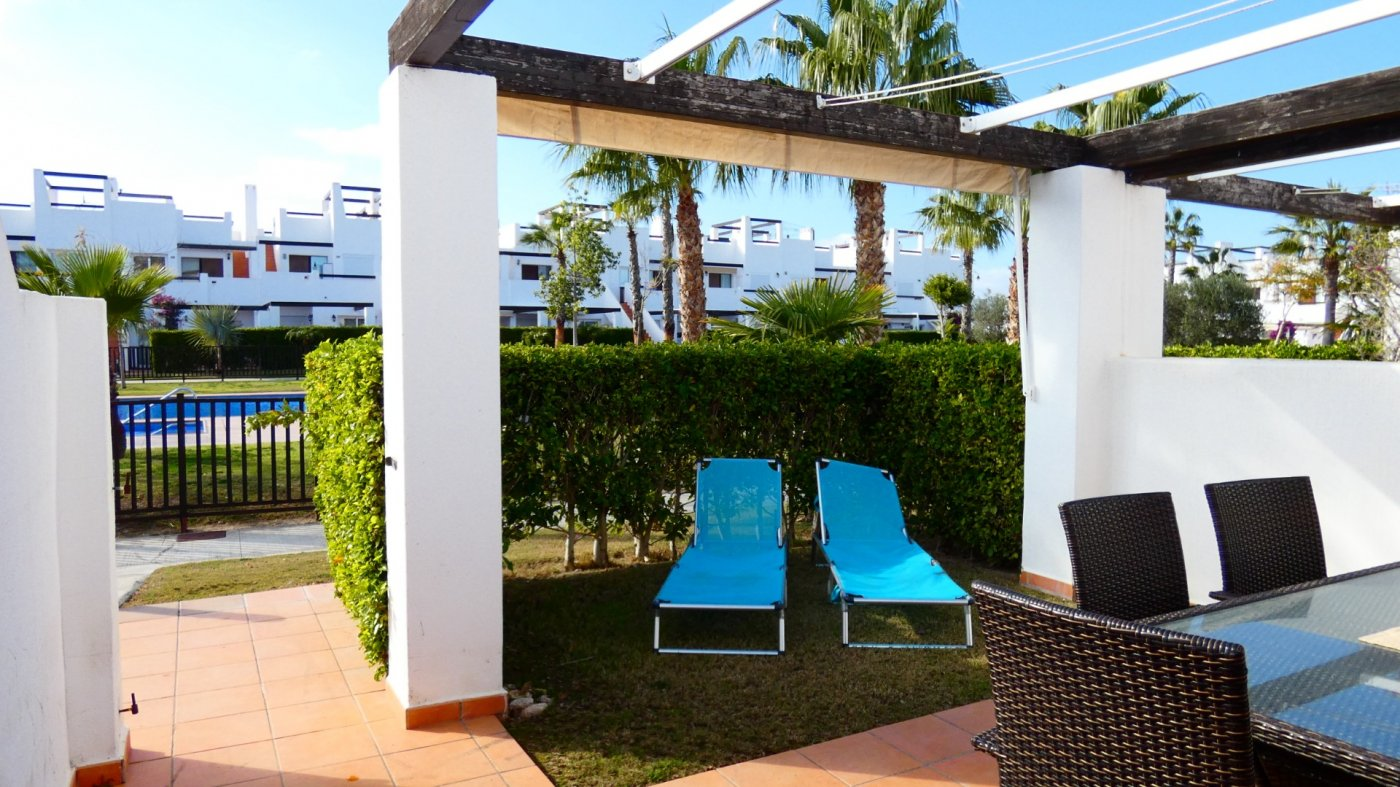 Imagen de la galería 3 of Se Vende Apartamento en Condado De Alhama, Alhama De Murcia Con Piscina