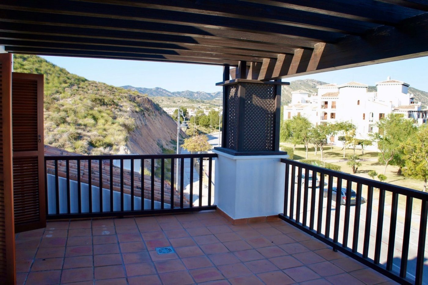 Gallery Image 17 of Nice 2nd  garden flat with views, 2 bed and 2 bath in lovely Golf Resort