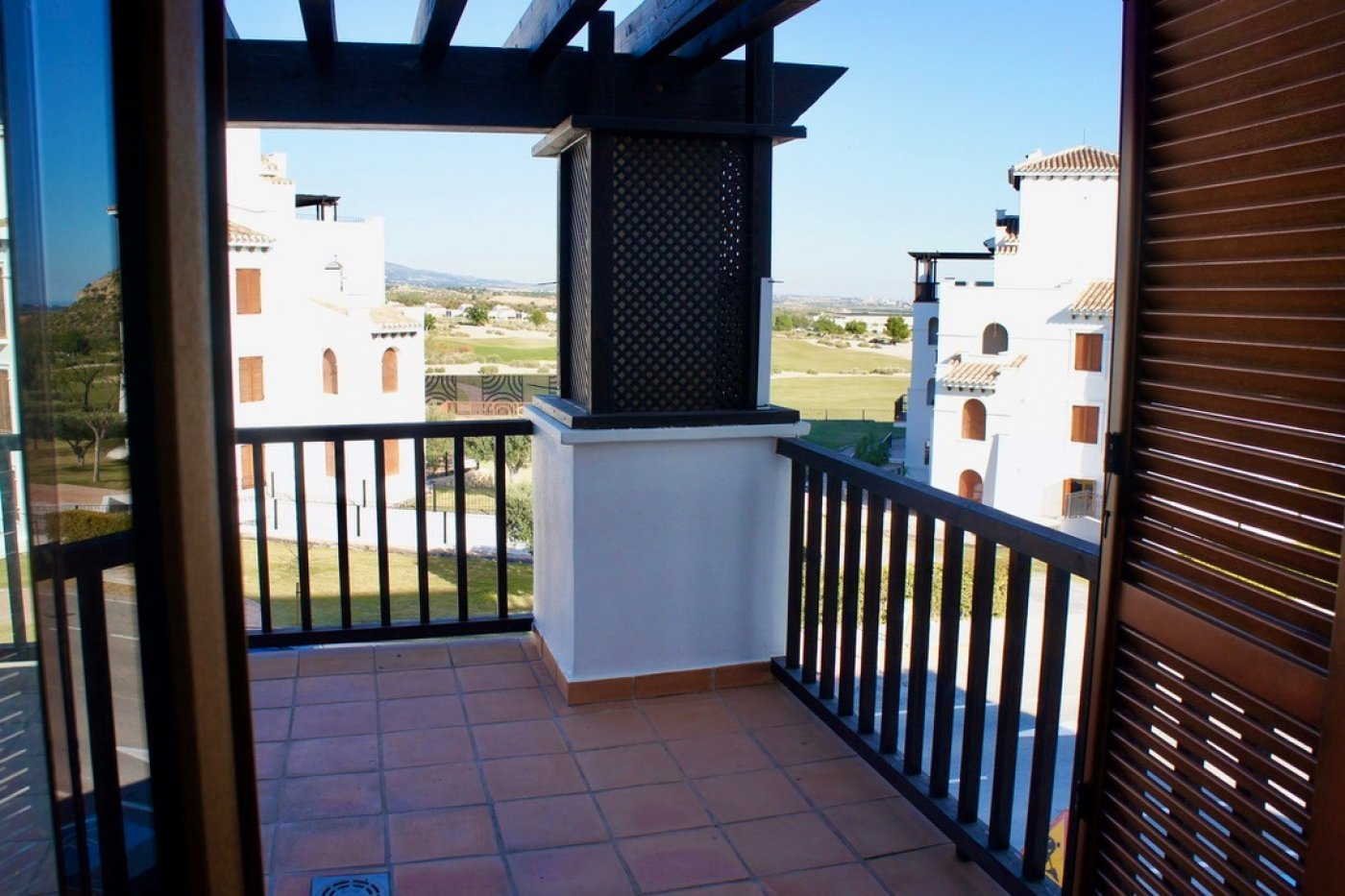 Gallery Image 19 of Nice 2nd  garden flat with views, 2 bed and 2 bath in lovely Golf Resort