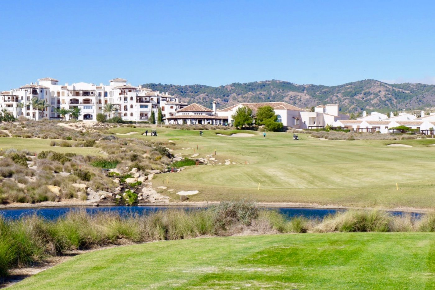Gallery Image 21 of Nice 2nd  garden flat with views, 2 bed and 2 bath in lovely Golf Resort