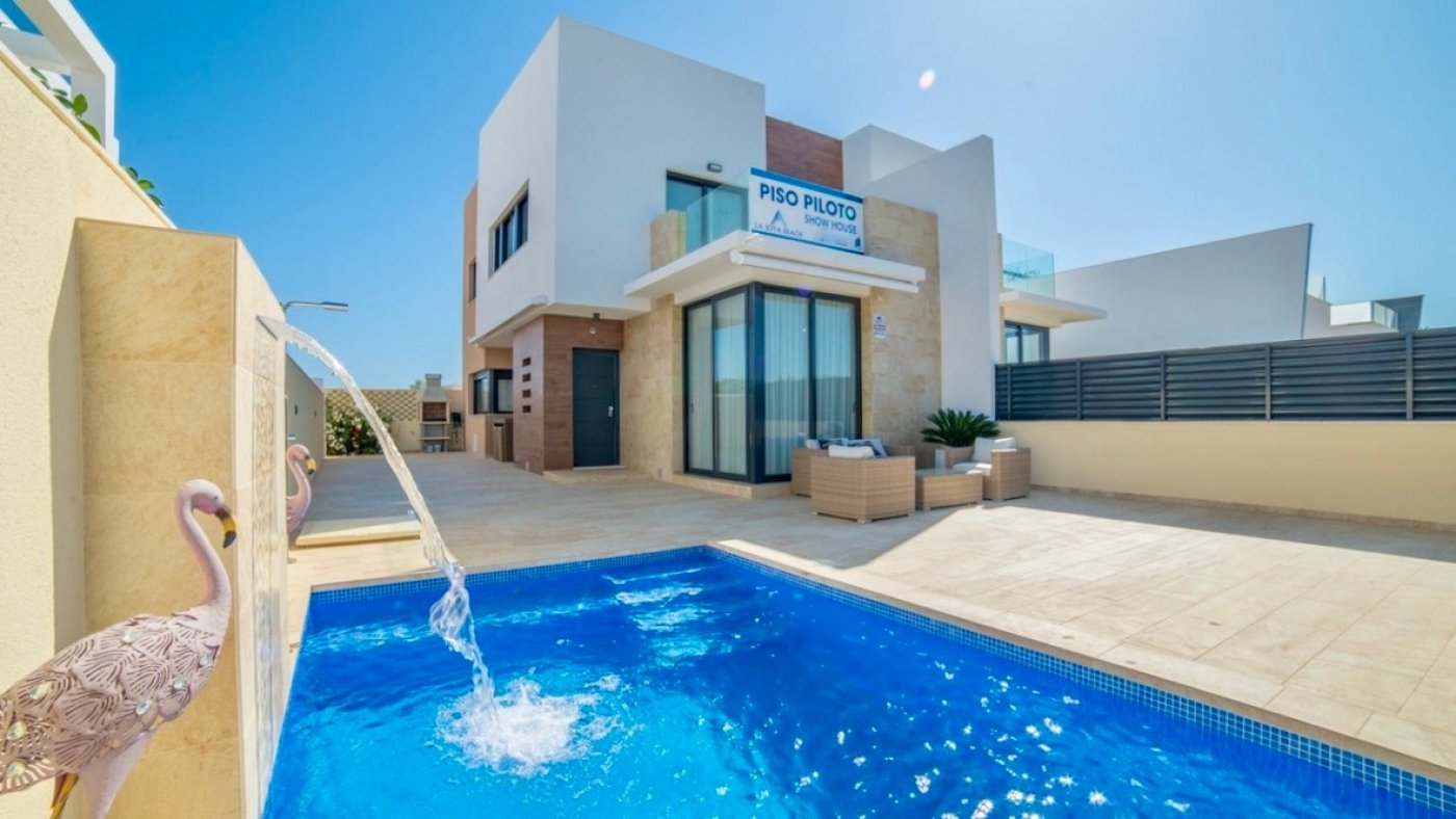 Villa ref 3265-03212 for sale in Lo Pagan Spain - Quality Homes Costa Cálida