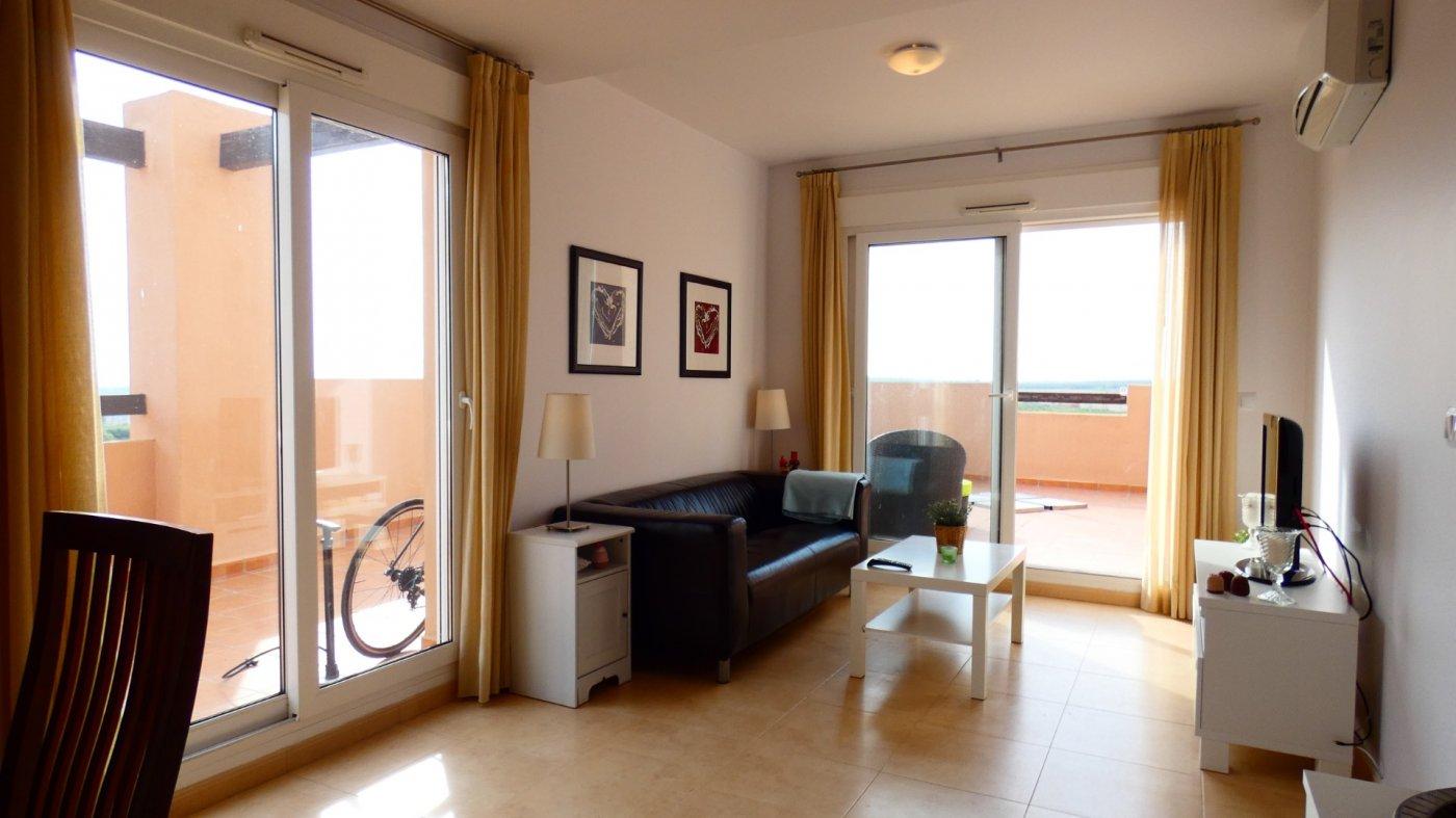 Image 1 Apartment ref 3213 for rent in Condado De Alhama Spain - Quality Homes Costa Cálida