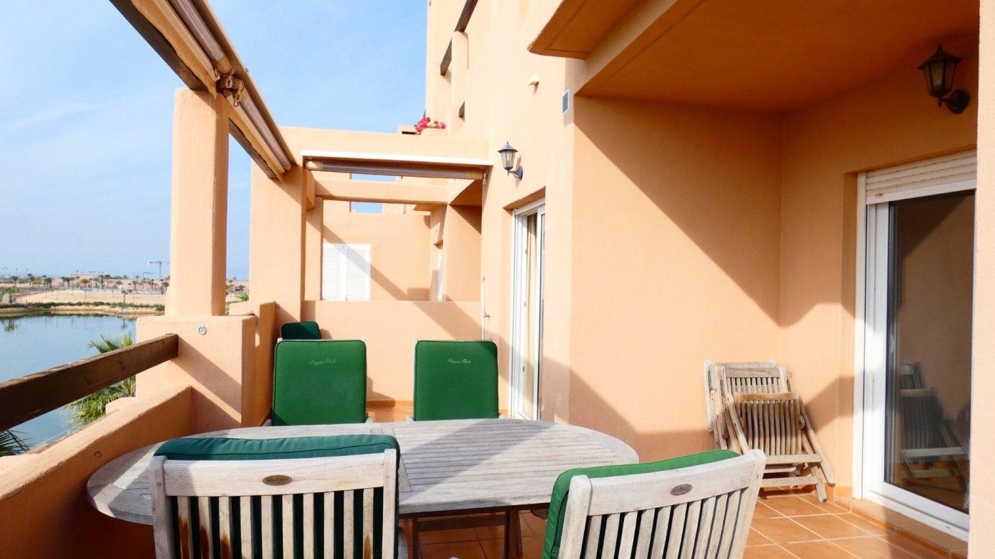 Image 6 Apartment ref 3213 for rent in Condado De Alhama Spain - Quality Homes Costa Cálida