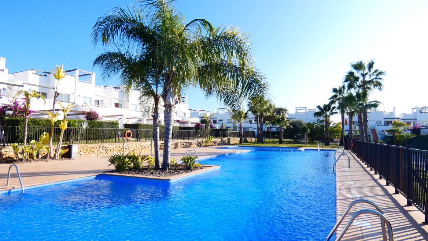 Gallery Image 1 of NEW! Perfectly located 3 Bed Aparment in Jardin 13, opposite the pool