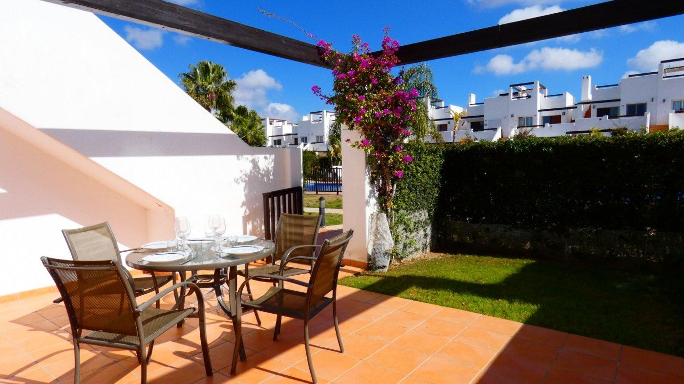 Imagen 2 Apartamento ref 3219 para sale en Condado De Alhama España - Quality Homes Costa Cálida