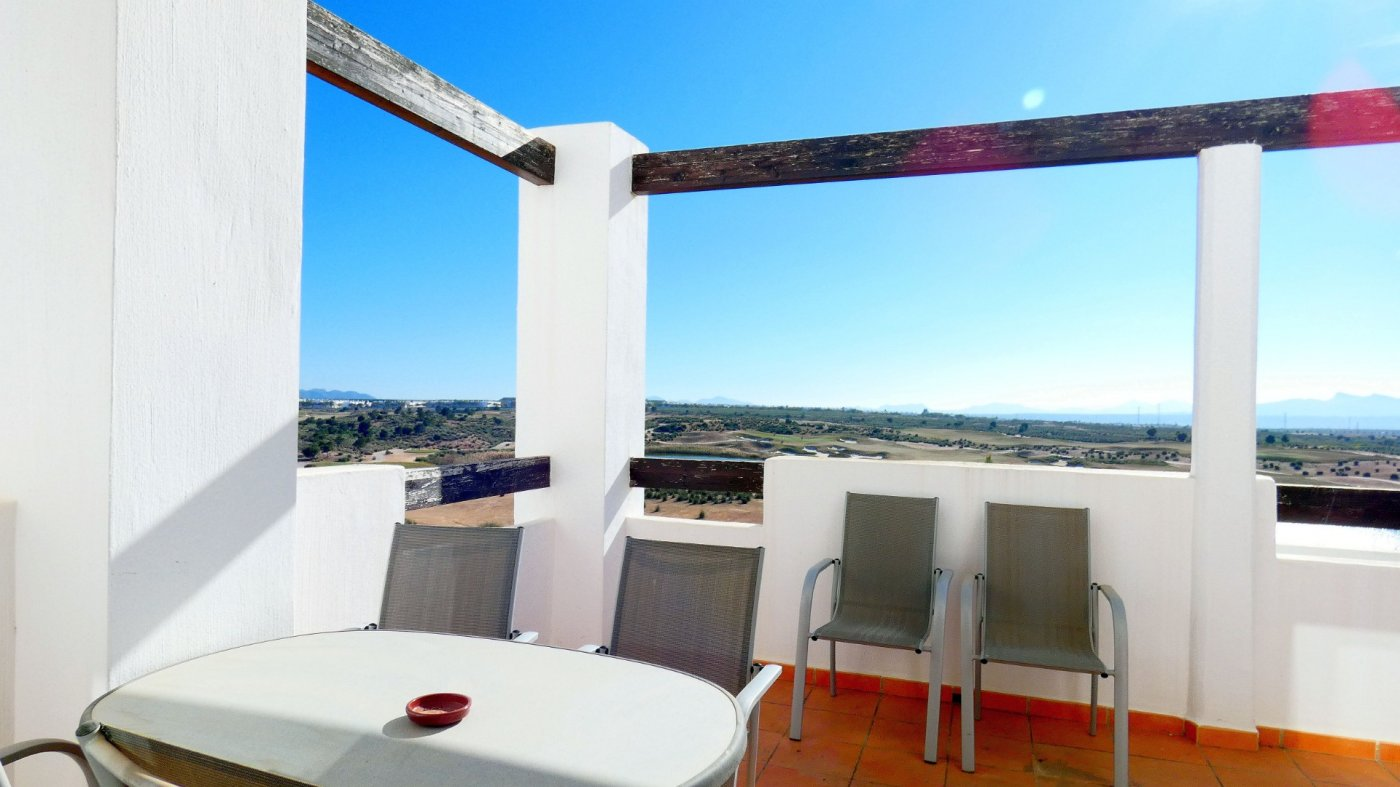 Apartment ref 3226 for sale in Condado De Alhama Spain - Quality Homes Costa Cálida