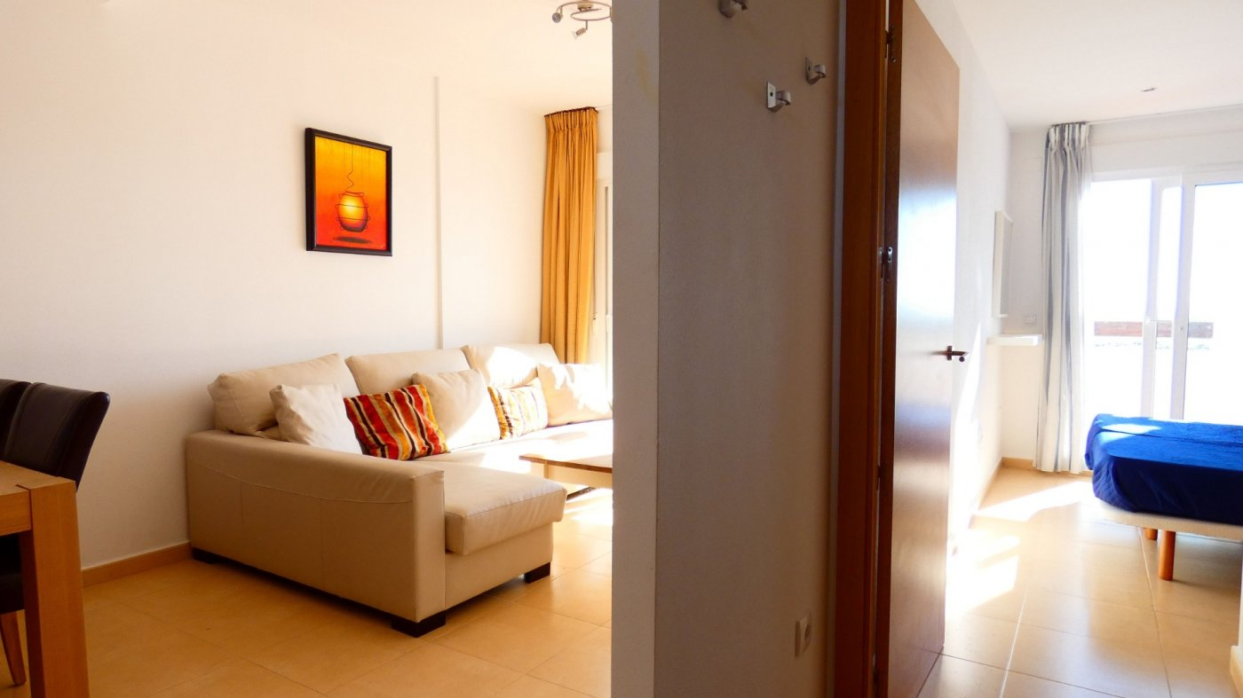 Gallery Image 11 of Sunny Front Line Golf 2 Bed Apartment Near the Club House at Condado de Alhama