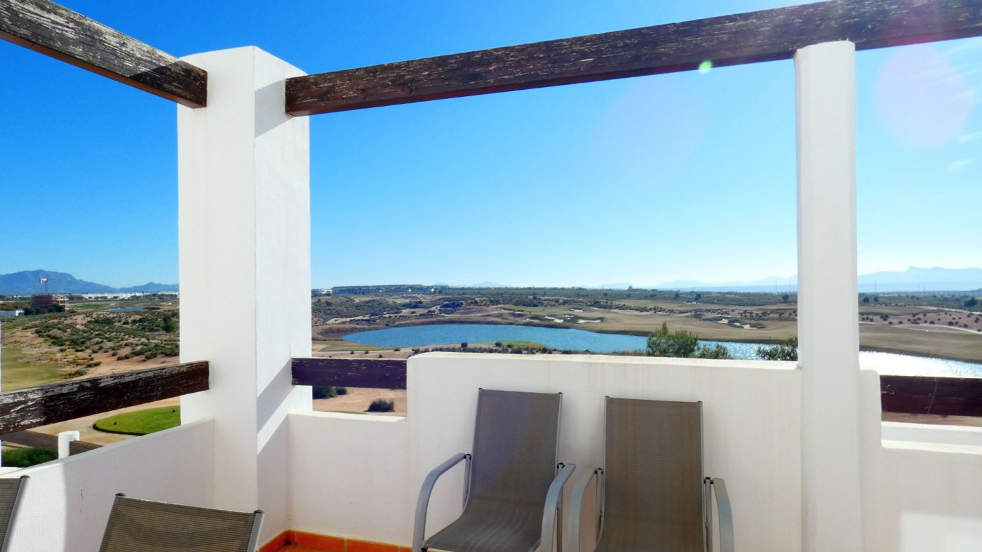 Gallery Image 12 of Sunny Front Line Golf 2 Bed Apartment Near the Club House at Condado de Alhama