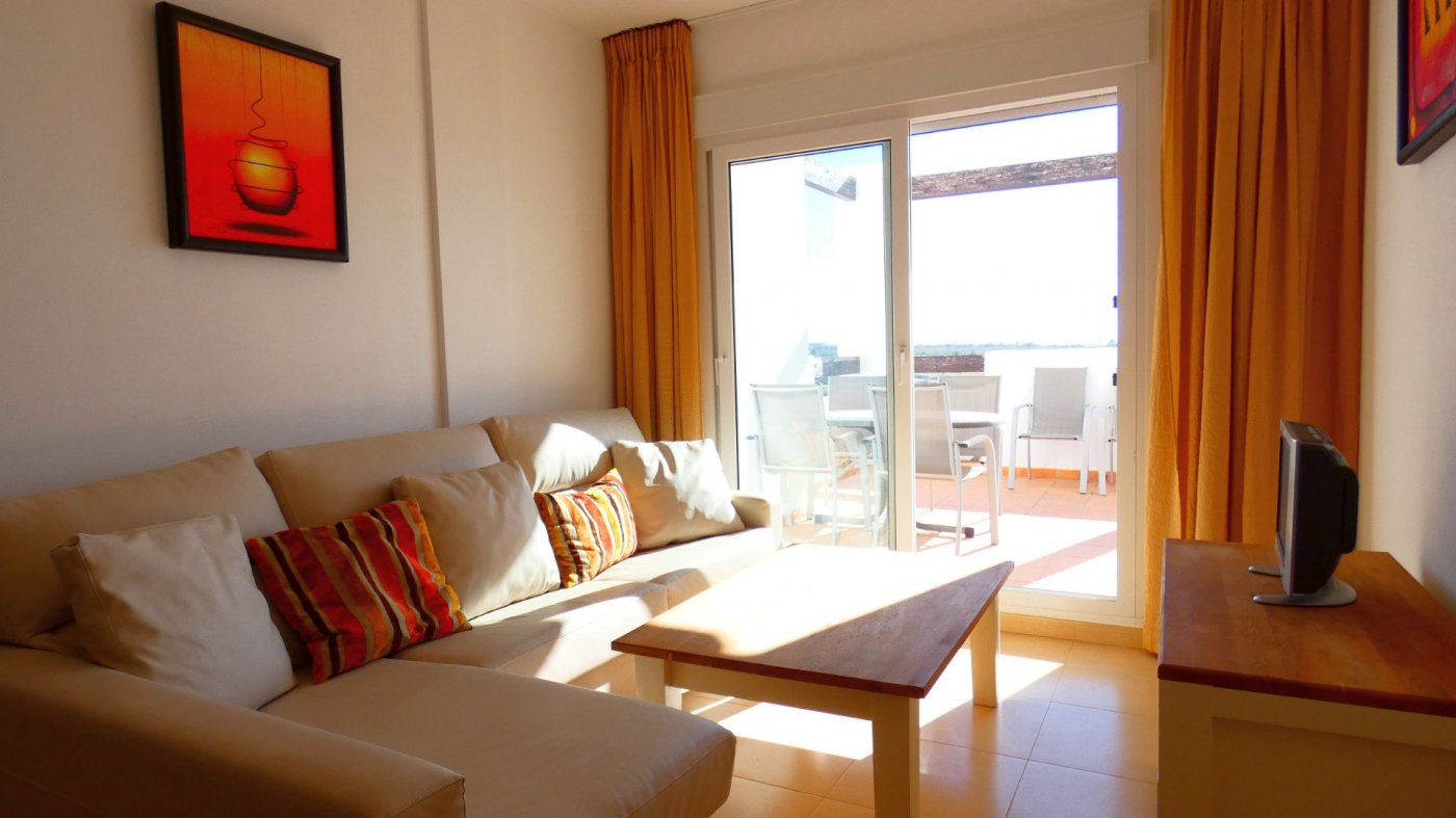 Gallery Image 18 of Sunny Front Line Golf 2 Bed Apartment Near the Club House at Condado de Alhama