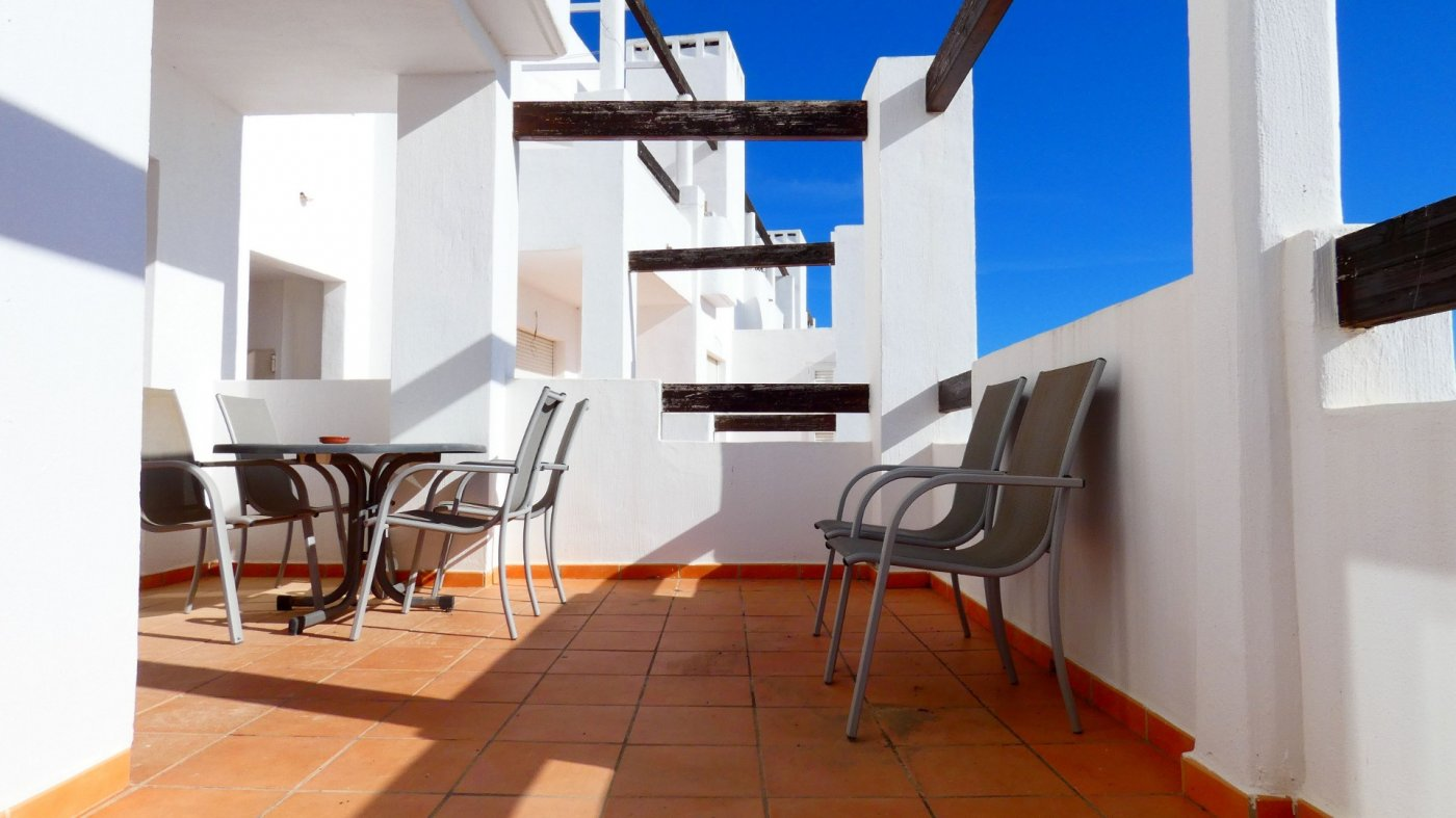 Gallery Image 19 of Sunny Front Line Golf 2 Bed Apartment Near the Club House at Condado de Alhama