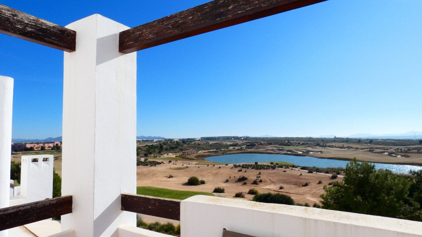 Gallery Image 2 of Sunny Front Line Golf 2 Bed Apartment Near the Club House at Condado de Alhama