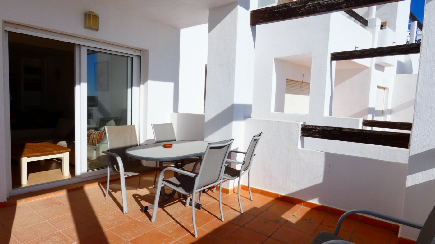 Gallery Image 3 of Sunny Front Line Golf 2 Bed Apartment Near the Club House at Condado de Alhama