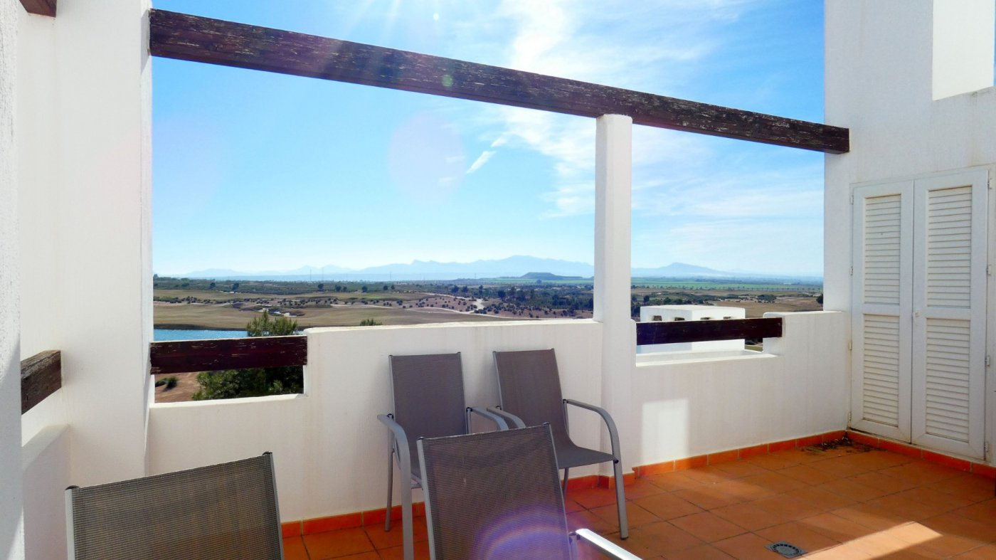 Gallery Image 4 of Sunny Front Line Golf 2 Bed Apartment Near the Club House at Condado de Alhama