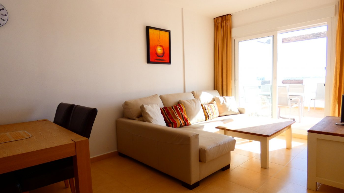 Gallery Image 6 of Sunny Front Line Golf 2 Bed Apartment Near the Club House at Condado de Alhama