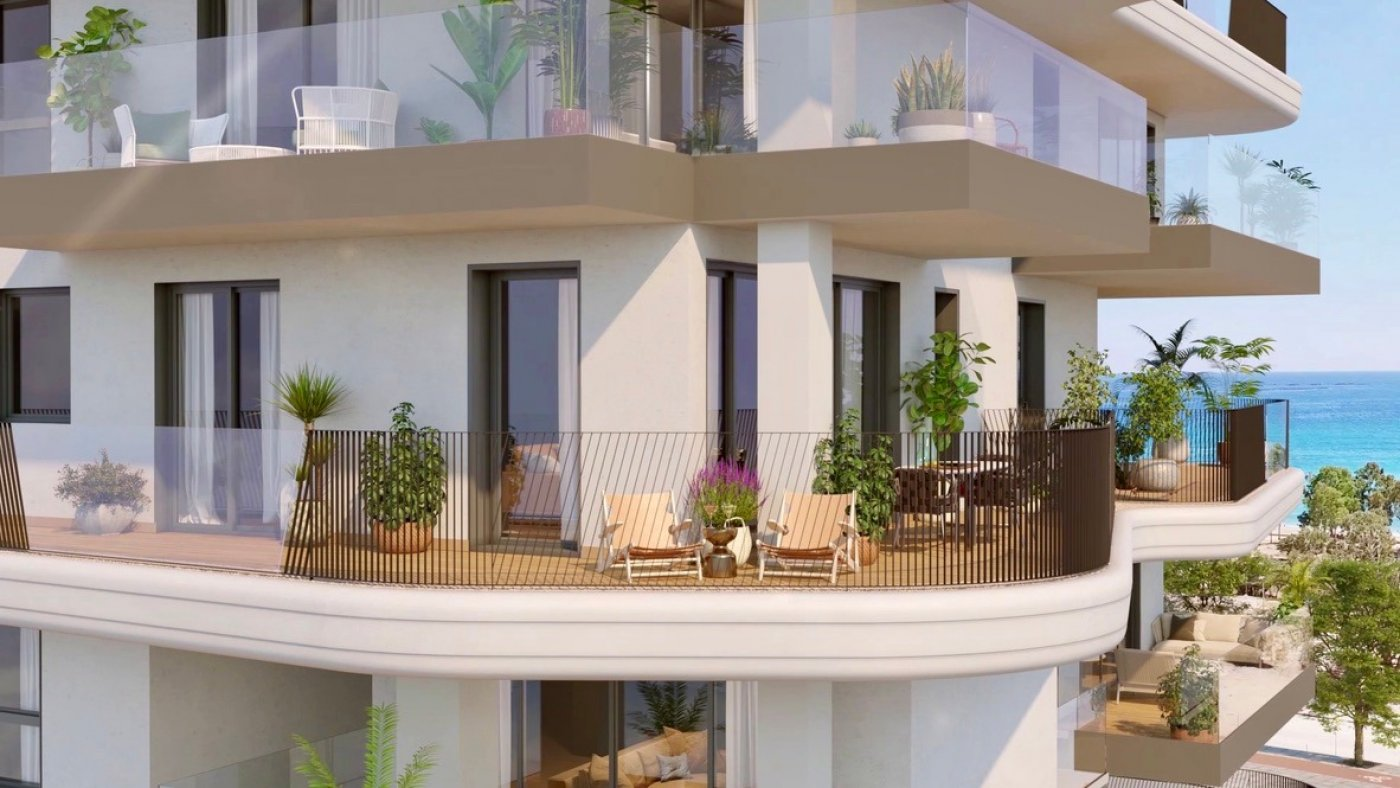 Gallery Image 4 of Nice one bed luxury apartment with 32 m2 southwest facing terrasse
