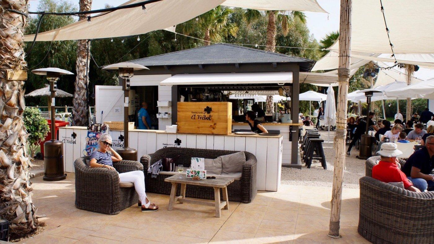 Galleribillede 14 of Kæmpe terrasse, havudsigt, 75 m fra stranden - 4 vær luksus lejlighed