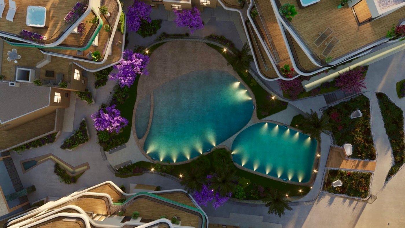 Galleribillede 11 of 3 vær luksus lejlighed 150 m fra stranden med 25 m2 sydvendt terrasse