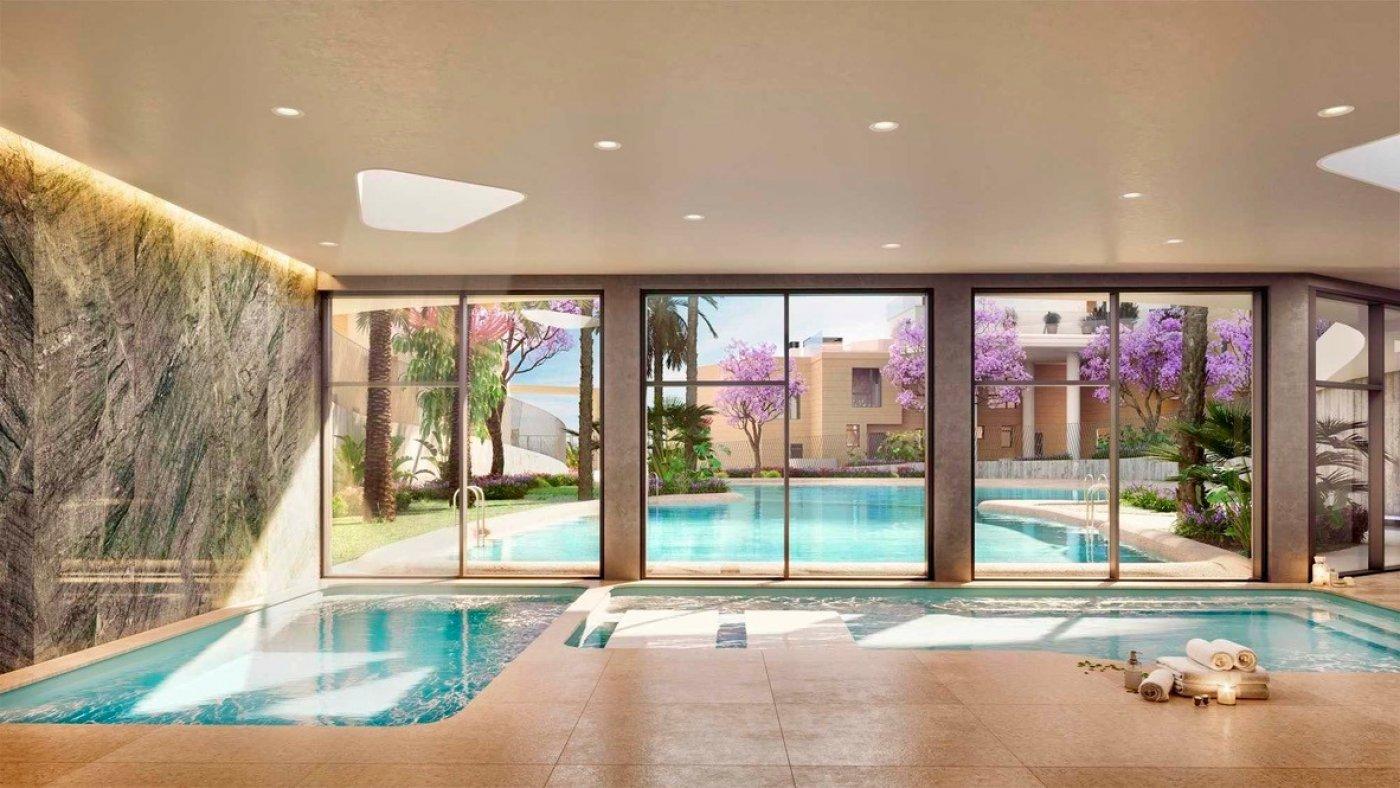 Galleribillede 12 of 3 vær luksus lejlighed 150 m fra stranden med 25 m2 sydvendt terrasse