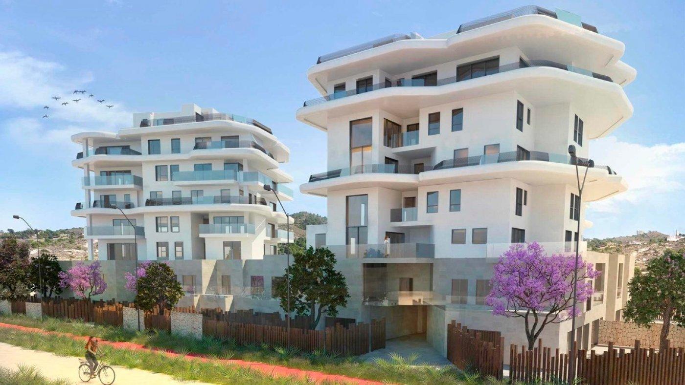 Galleribillede 1 of 3 vær luksus lejlighed 150 m fra stranden med 25 m2 sydvendt terrasse