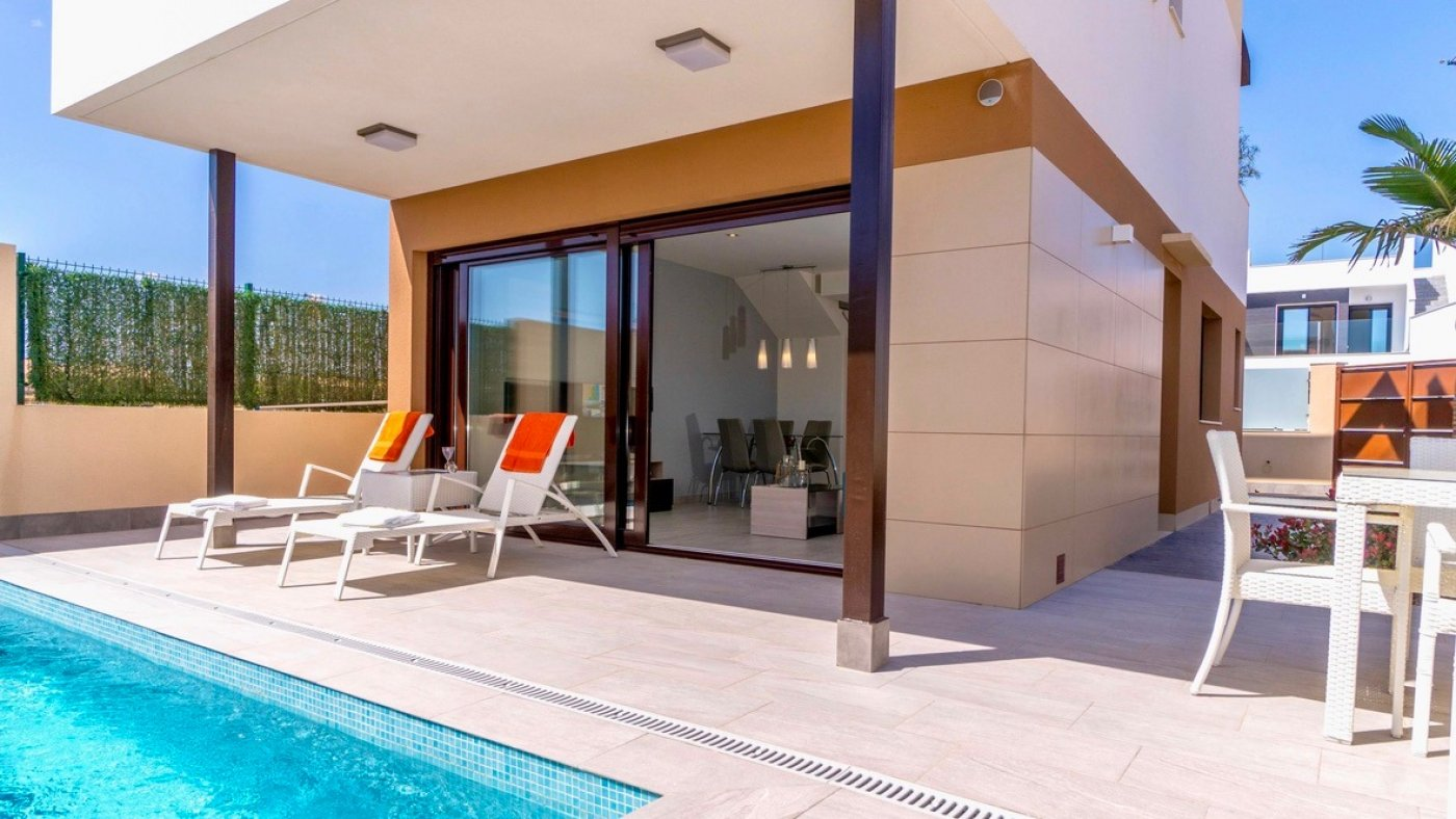 Villa ref 3248 para sale en Las Esperanzas España - Quality Homes Costa Cálida