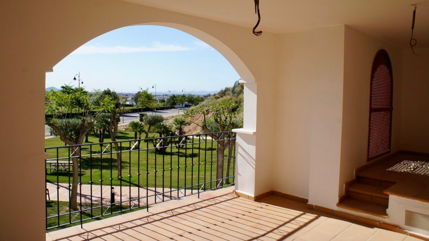 Apartment ref 3265-03253 for sale in El Valle Golf Resort Spain - Quality Homes Costa Cálida