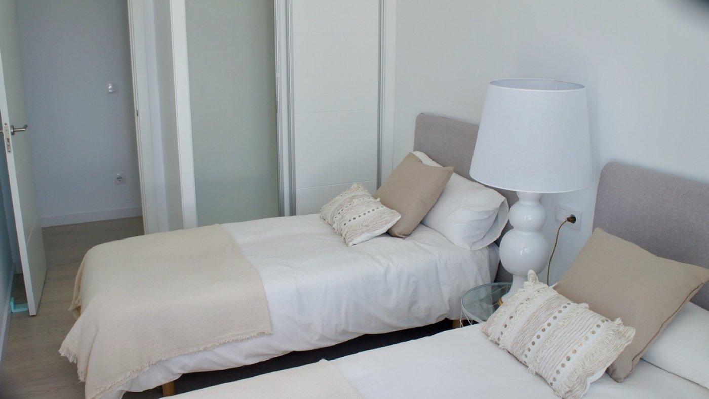 Galleribillede 6 of Smuk udsigt. 3 vær. lejlighed, 2 badevær., 28 m2 terrasse og kun 5 min gang fra strand
