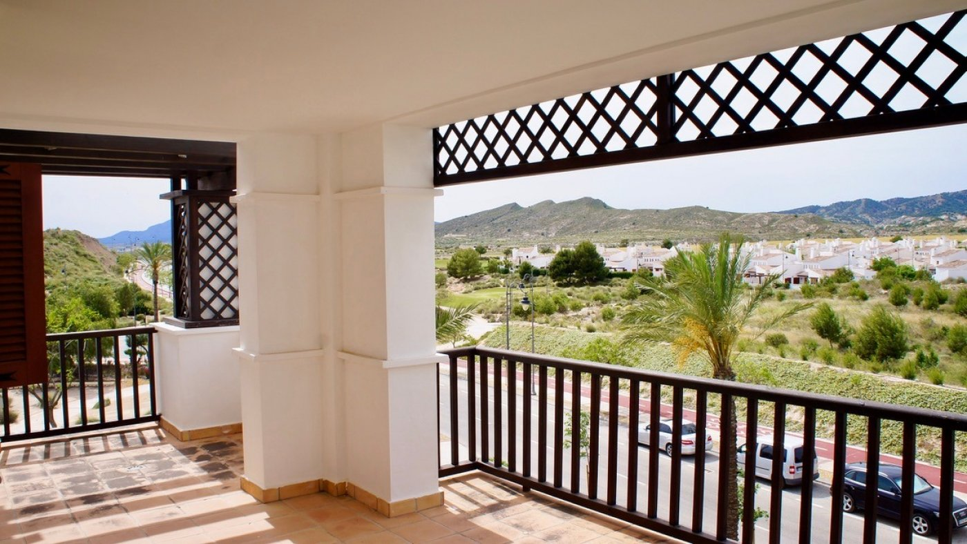 Apartment ref 3265-03286 for sale in El Valle Golf Resort Spain - Quality Homes Costa Cálida