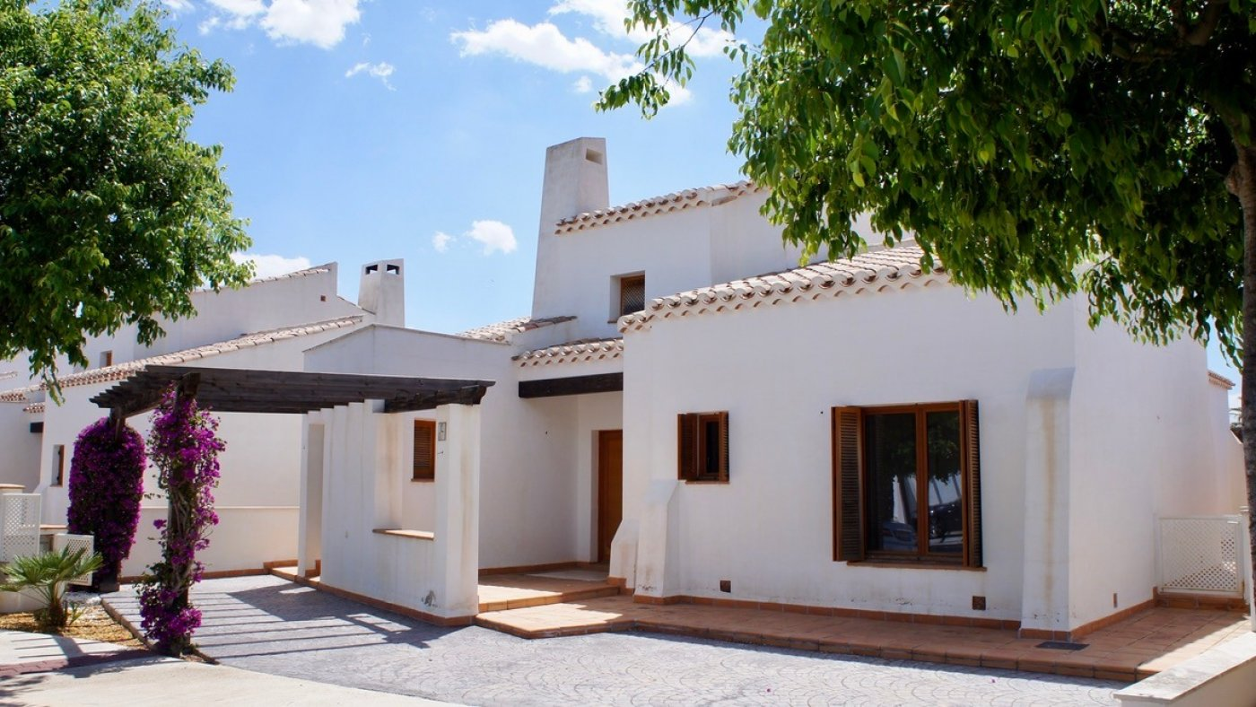 Villa ref 3265-03288 for sale in El Valle Golf Resort Spain - Quality Homes Costa Cálida