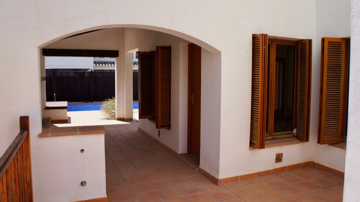 Gallery Image 25 of Bargain , sunny west facing 3 Bed Villa with Private Pool on El Valle Golf Resort