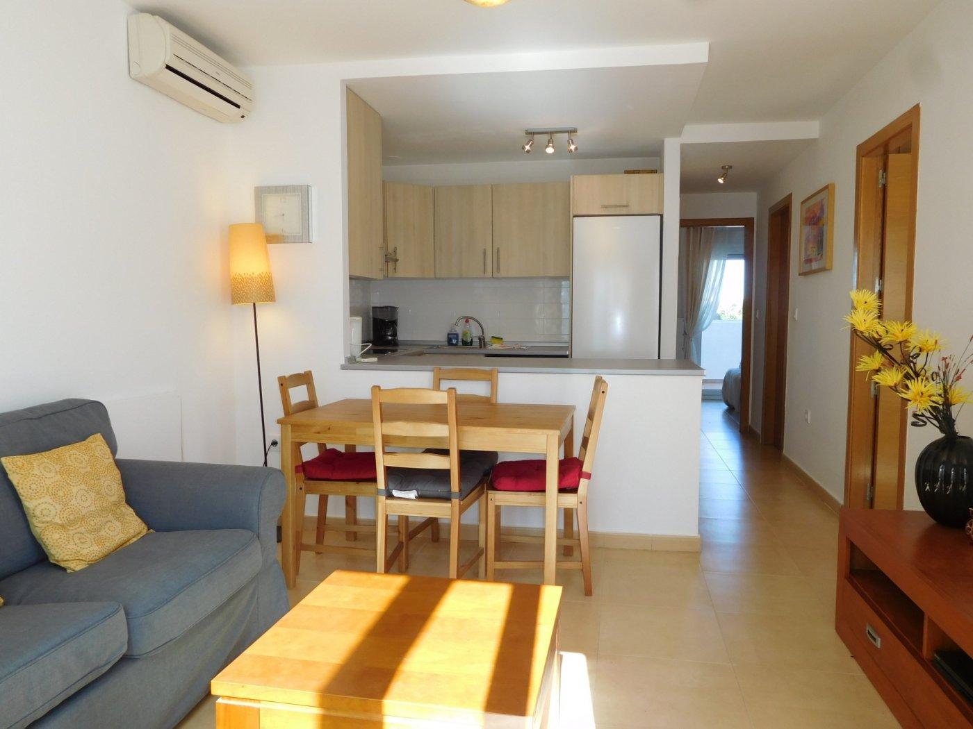 Image 2 Apartment ref 3293 for rent in Condado De Alhama Spain - Quality Homes Costa Cálida
