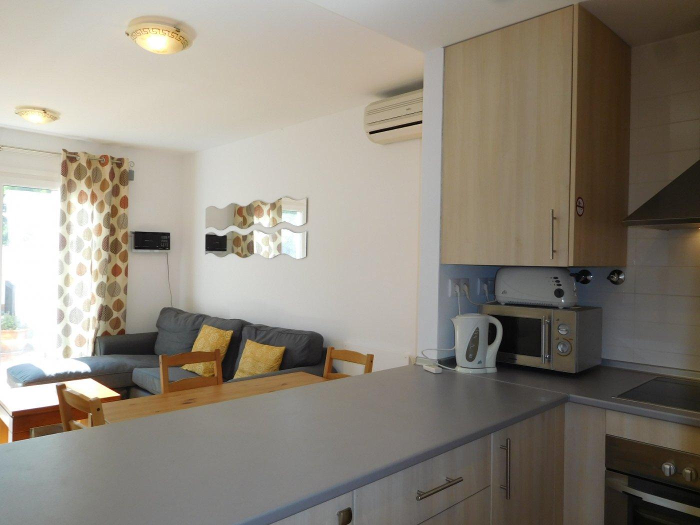 Image 3 Apartment ref 3293 for rent in Condado De Alhama Spain - Quality Homes Costa Cálida